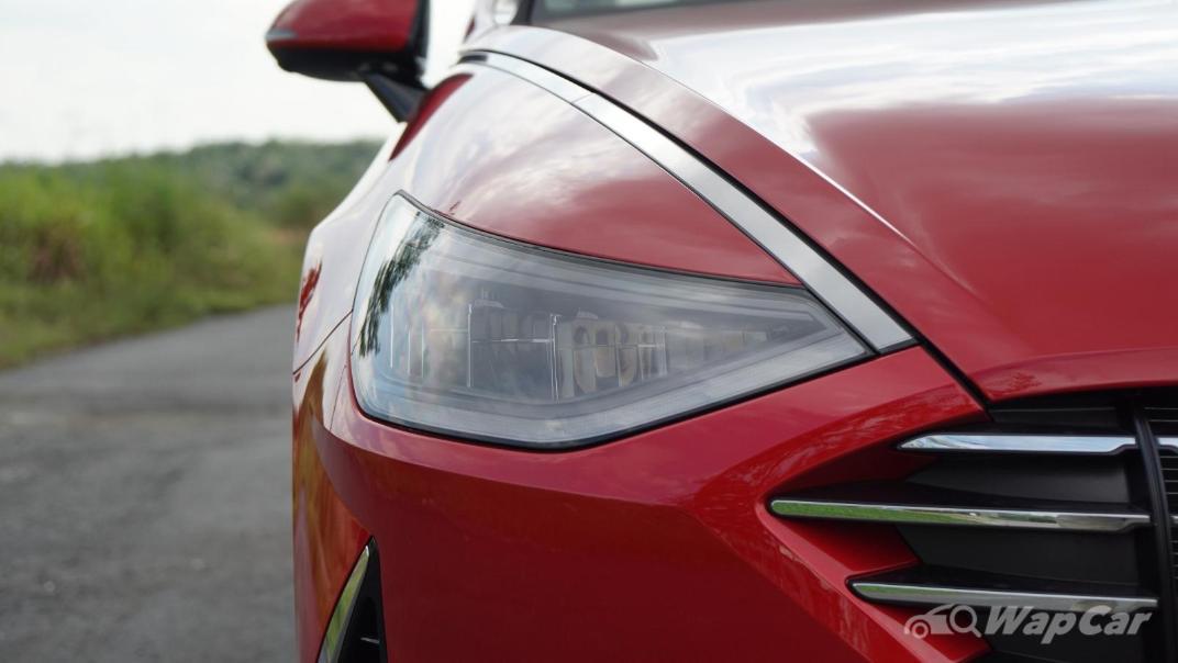 2020 Hyundai Sonata 2.5 Premium Exterior 015