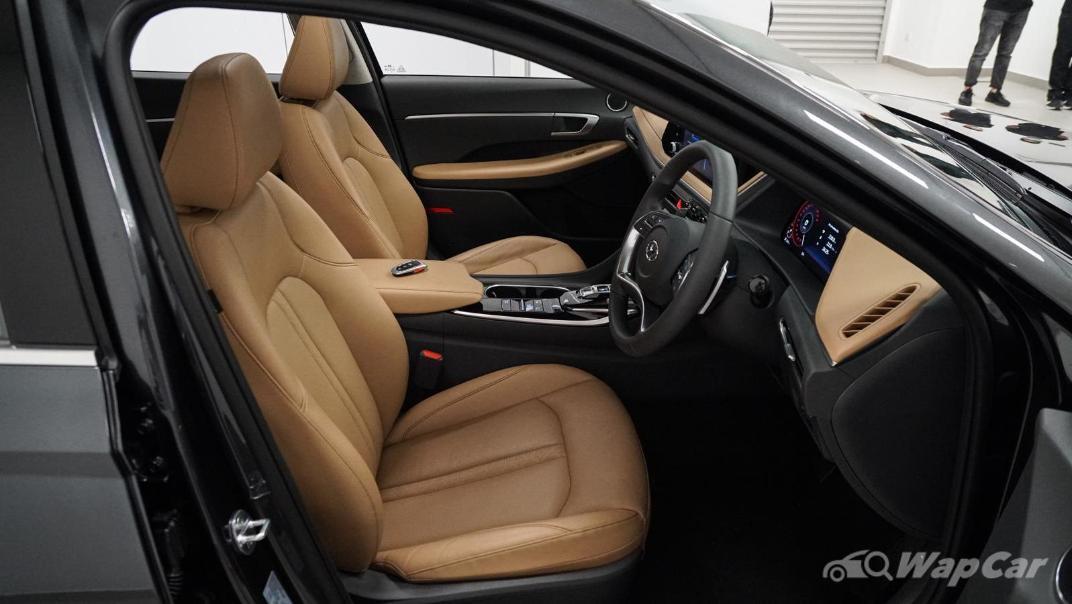 2020 Hyundai Sonata 2.5 Premium Interior 095