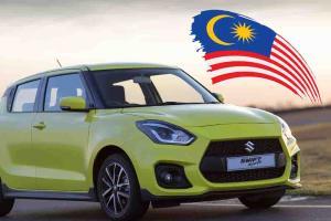 Bookings opened for 2021 Suzuki Swift Sport: CBU Japan, from RM 145k, no mild hybrid