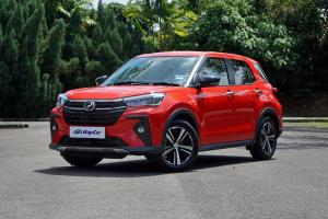 How quiet and comfortable is the 2021 Perodua Ativa?