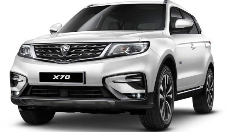 Proton X70 (2018) Others 001