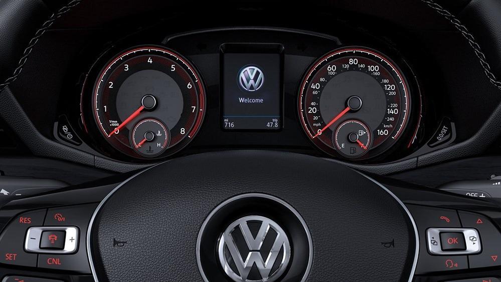 2020 Volkswagen Passat Interior 005