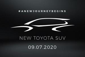 Toyota Corolla Cross, dilancarkan 9 Julai!