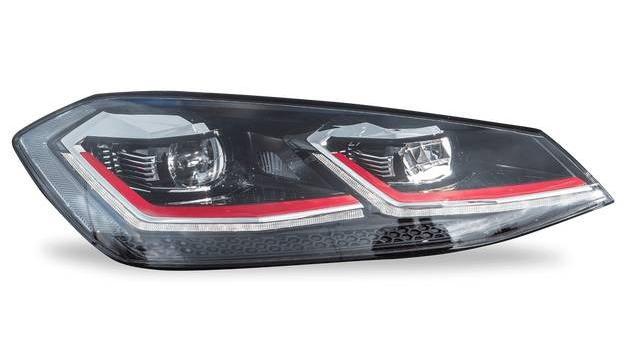 Volkswagen Golf GTI (2019) Exterior 005