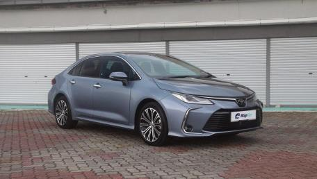 2019 Toyota Corolla Altis 1.8G Price, Reviews,Specs,Gallery In Malaysia | Wapcar