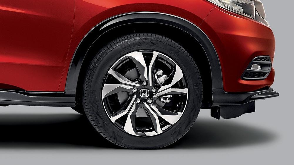 Honda HR-V (2019) Exterior 010