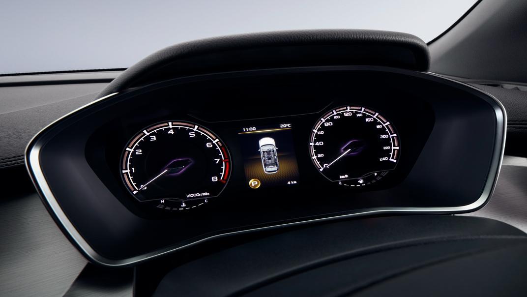 2020 Proton X50 1.5T Executive Interior 002