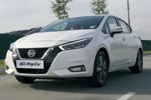 Nissan Almera Turbo – boleh menang Anugerah Kereta Tahun 2020 WapCar - BM?