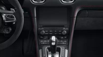 2018 Porsche 718 718 Cayman GTS Interior 004