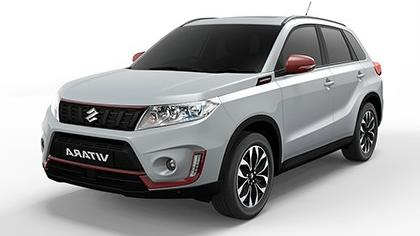 Suzuki Vitara (2018) Others 001