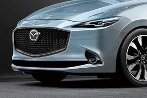All-new 2021 Mazda 2 says yes to mini-Mazda 3 looks, no to TNGA Yaris platform for Japan