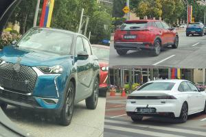 Spyshot: Peugeot 2008, Peugeot 508 dan DS3 Crossback di Putrajaya, pelancaran kian tiba?