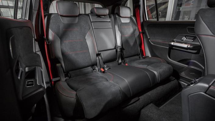 2020 Mercedes-AMG GLB 35 4MATIC Interior 007