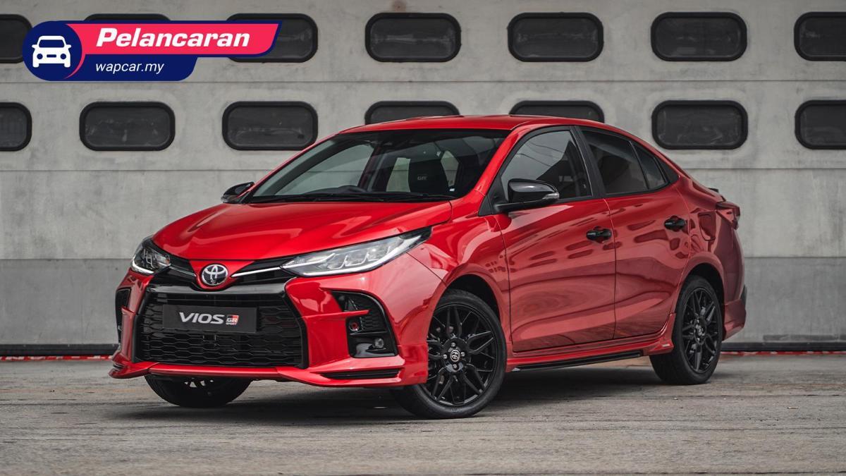 Toyota Vios GR-Sport 2020 dilancarkan - mod Sport, CVT 10 kelajuan, harga RM 95,284! 01