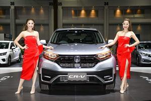 Honda CR-V returns as Thailand's best-selling C-SUV in Jan 2021