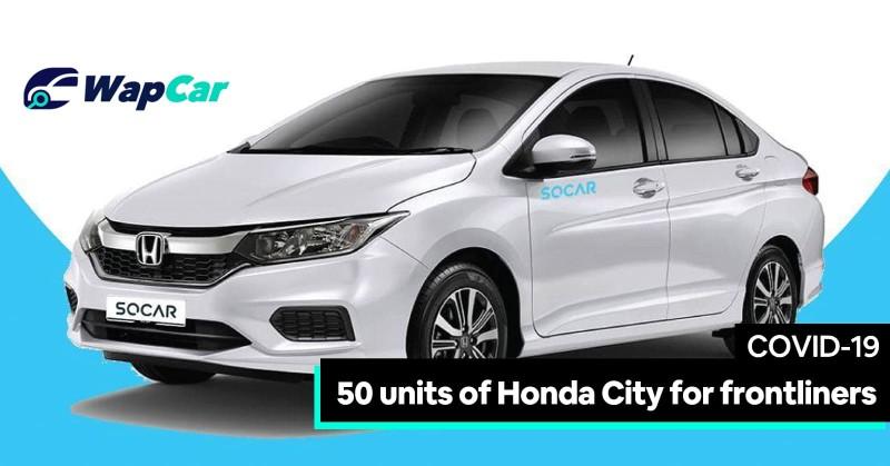 2020 Honda City for Covid-19