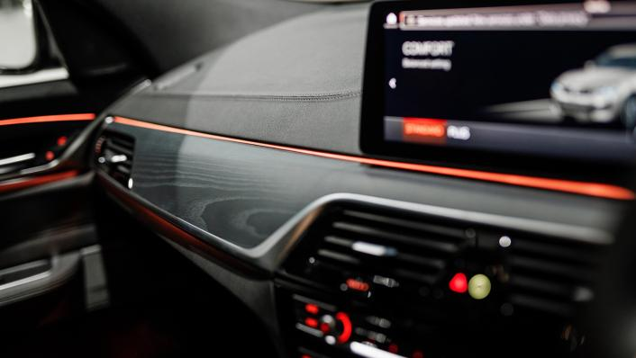 2021 BMW 6 Series GT 630i M Sport Interior 004