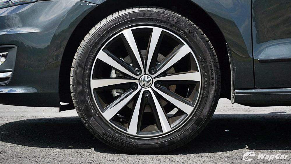 2018 Volkswagen Vento 1.2TSI Highline Exterior 030