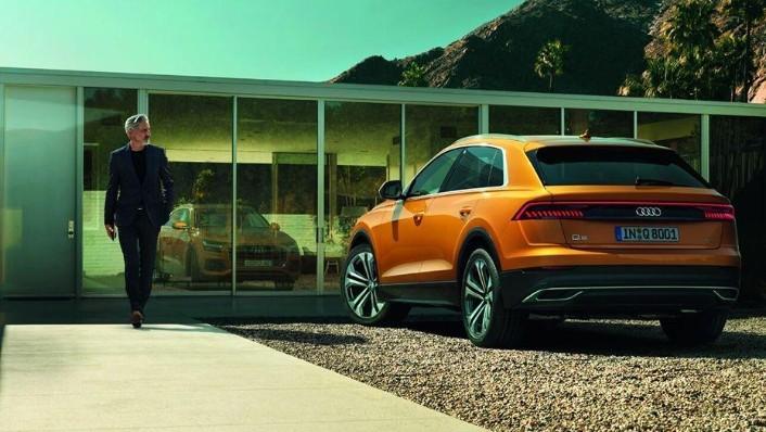 Audi Q8 (2019) Exterior 003