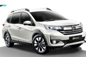 Honda BR-V facelift 2020 baru dengan paddle shifter! Apa upgrade lain?