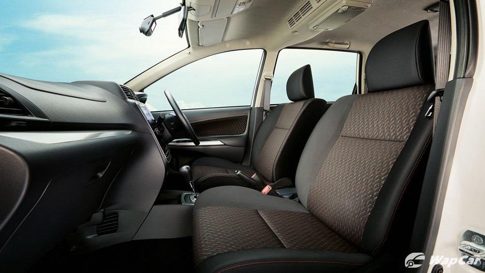 2019 Toyota Avanza 1.5S Interior 019