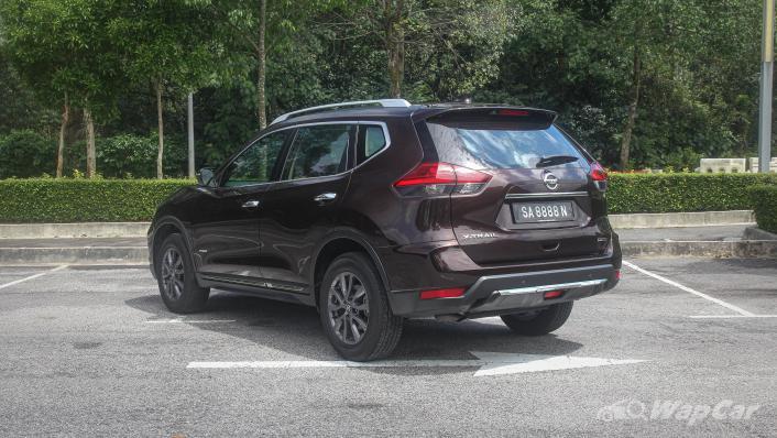2019 Nissan X-Trail 2.0 2WD Hybrid Exterior 007