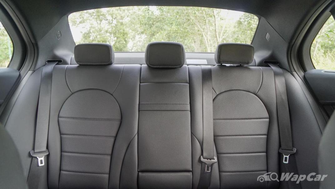 2020 Mercedes-Benz C-Class C 200 AMG Line Interior 042