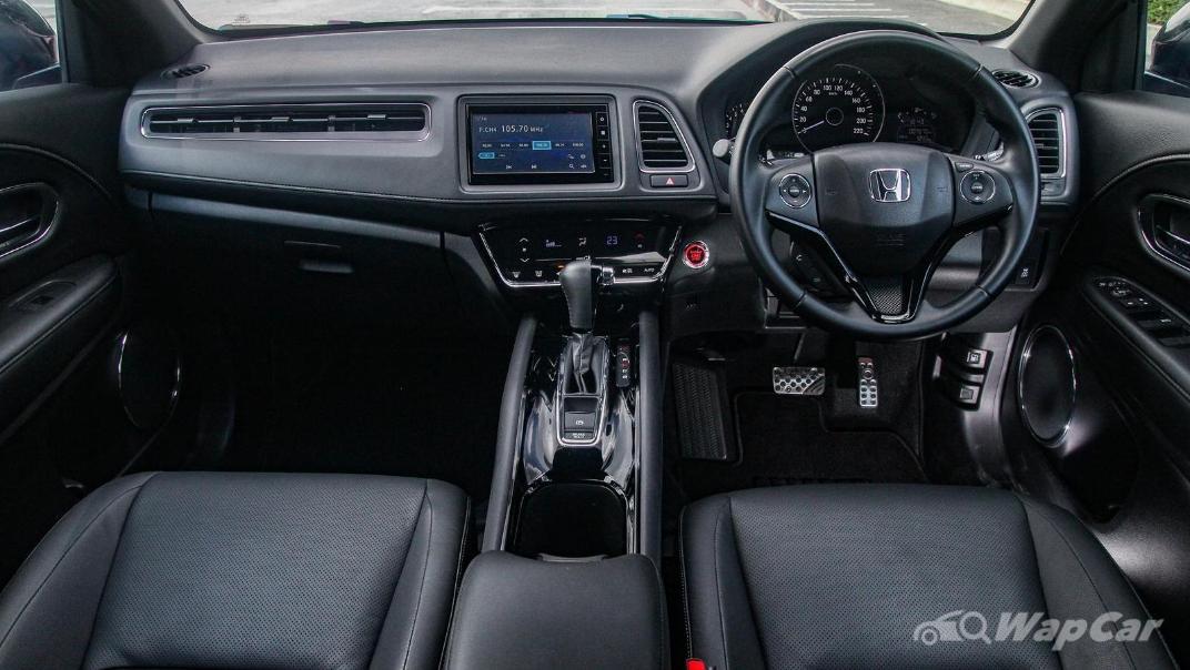 2019 Honda HR-V 1.8 RS Interior 071