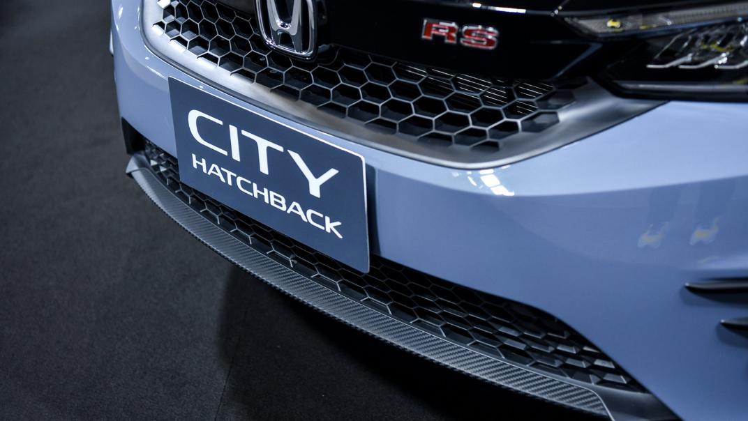 2021 Honda City Hatchback International Version Exterior 008