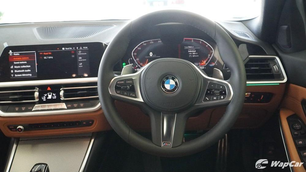 2019 BMW 3 Series 330i M Sport Interior 004