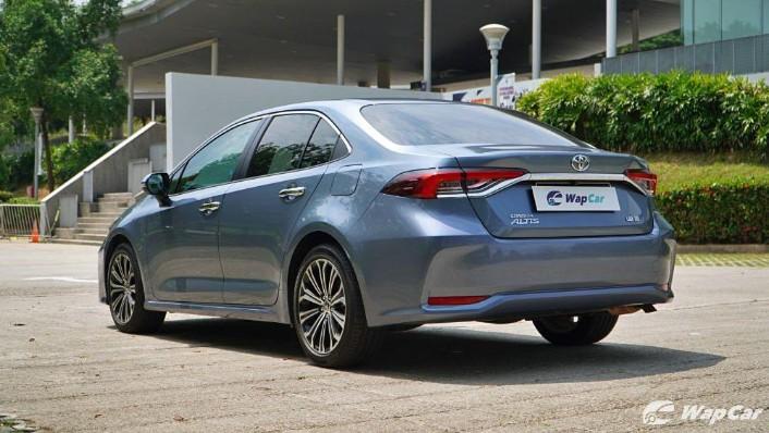 2019 Toyota Corolla Altis 1.8G Exterior 006