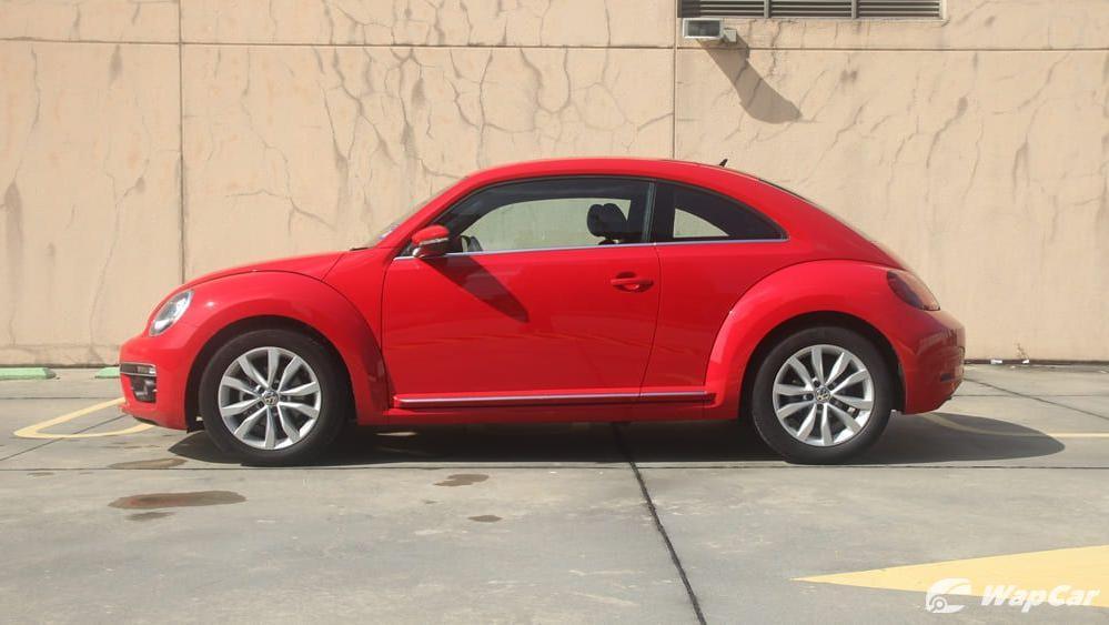 2018 Volkswagen Beetle 1.2 TSI Sport Exterior 008