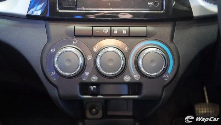 2020 Perodua Bezza 1.0 G (A) Interior 007