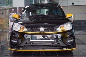 Live photos: 2020 Proton Saga Anniversary Edition, from RM 39,300