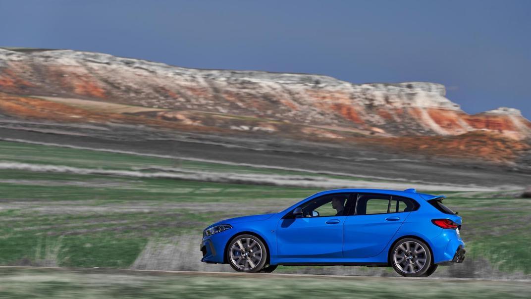 2020 BMW 1 Series M135i xDrive Exterior 008