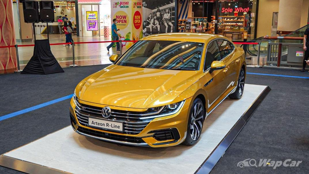 2020 Volkswagen Arteon 2.0 TSI R-Line Exterior 001