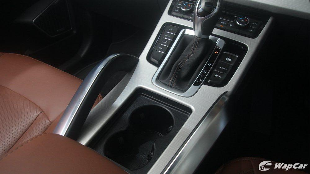 2018 Proton X70 1.8 TGDI Premium 2WD Interior 092
