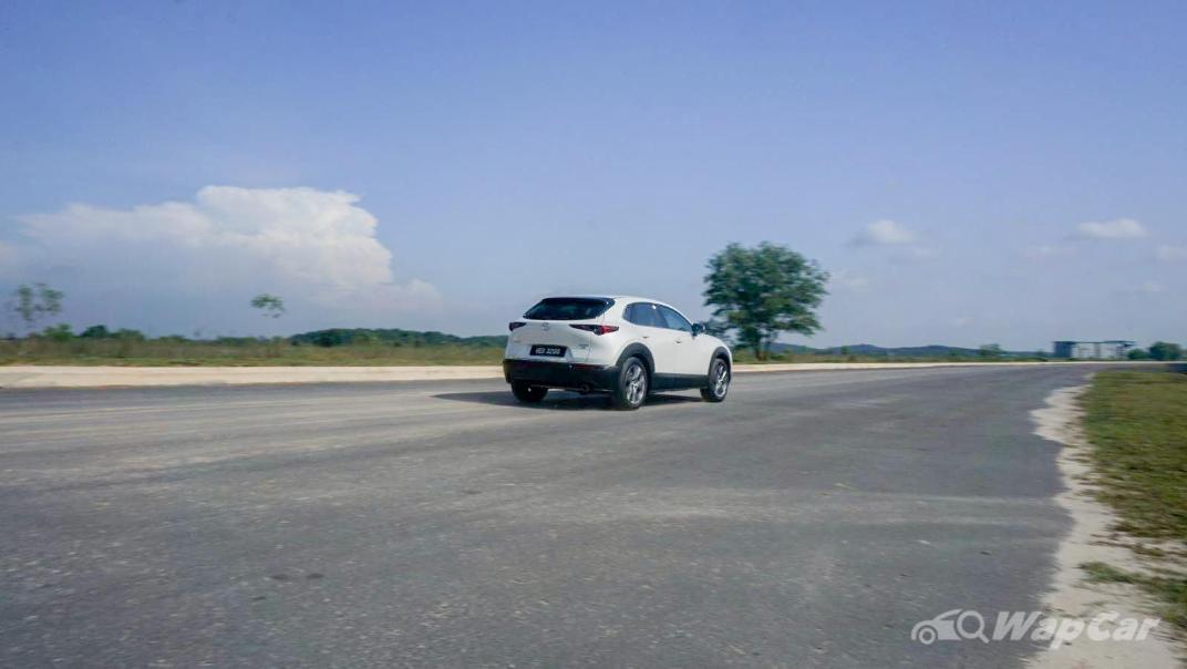 2020 Mazda CX-30 SKYACTIV-G 2.0 High Exterior 042
