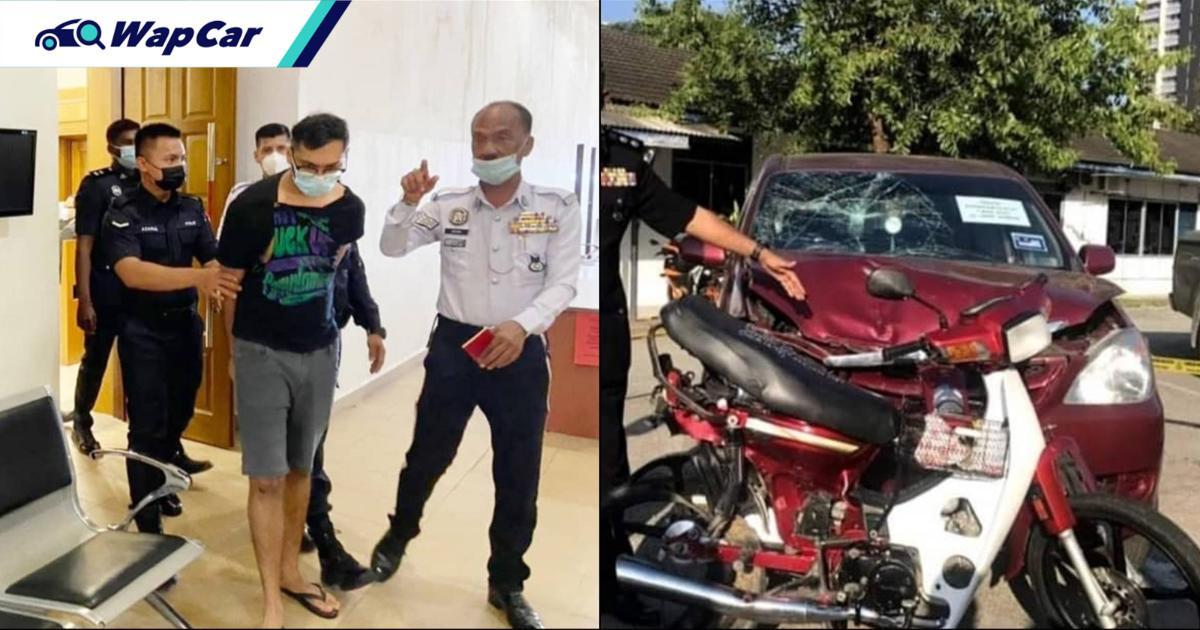 Pemandu Avanza mabuk mengaku tak bersalah sebabkan mangsa meninggal, ikatjamin RM 10k 01