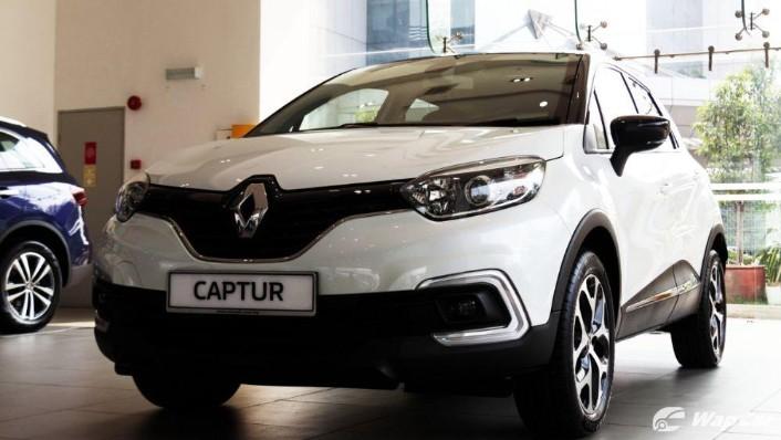 2017 Renault Captur TCe 120 EDC (CKD) Exterior 001