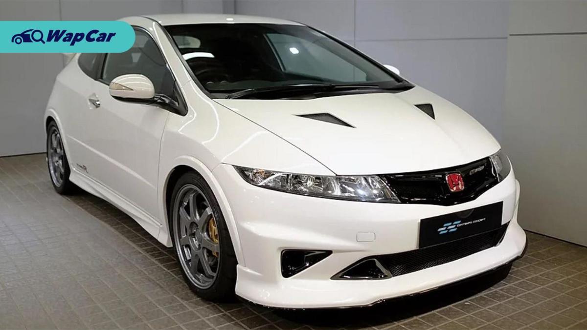 Honda Civic Type R Mugen ini berharga hampir RM 400,000! Apa yang mahal sangat? 01