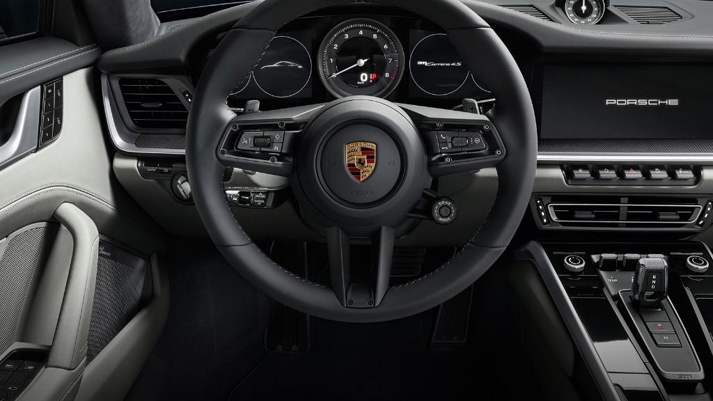 2019 Porsche 911 The new 911 Carrera Interior 004