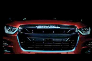 All-new Isuzu D-Max teased, 19 October global debut in Thailand