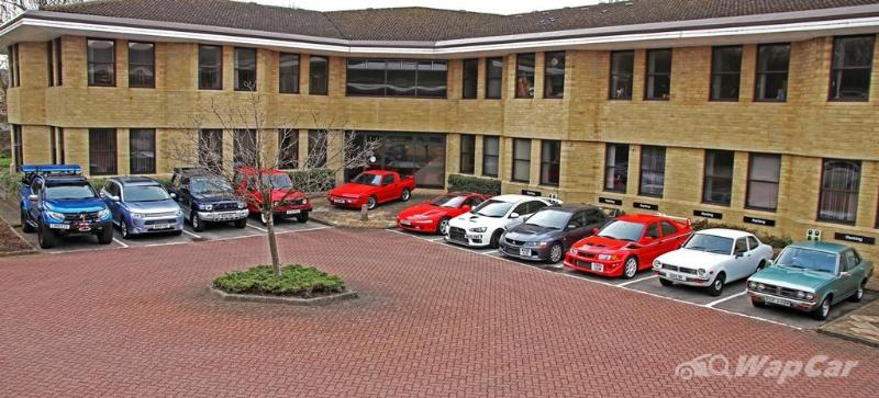 Mitsubishi UK auctioning off 14 heritage models including Evo VI TME, Evo IX MR, and 3000GT 02