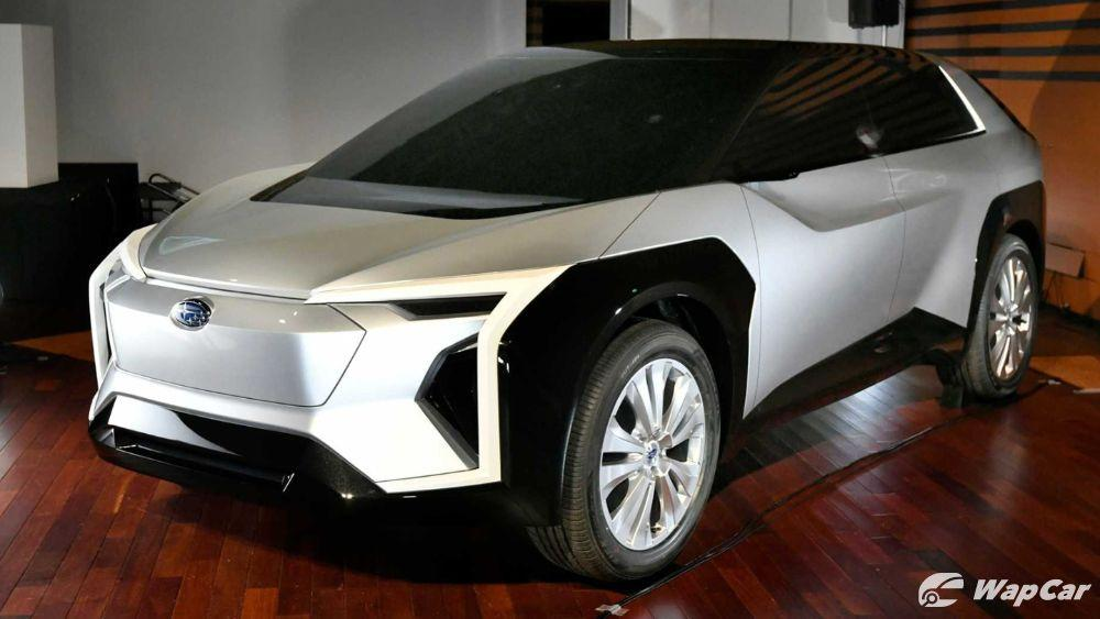 After the Toyobaru 86/BRZ, meet the Subaru-Toyota Evoltis, due Oct 2021 01