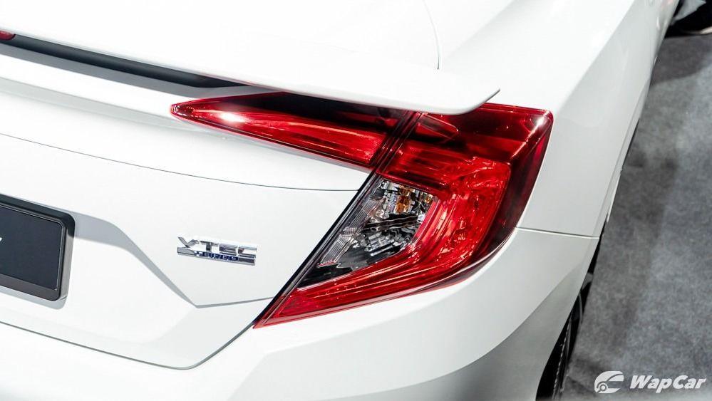 2020 Honda Civic 1.5 TC Premium Exterior 053