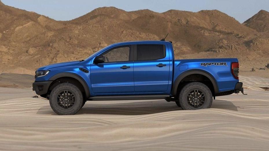 Ford Ranger (2019) Exterior 009