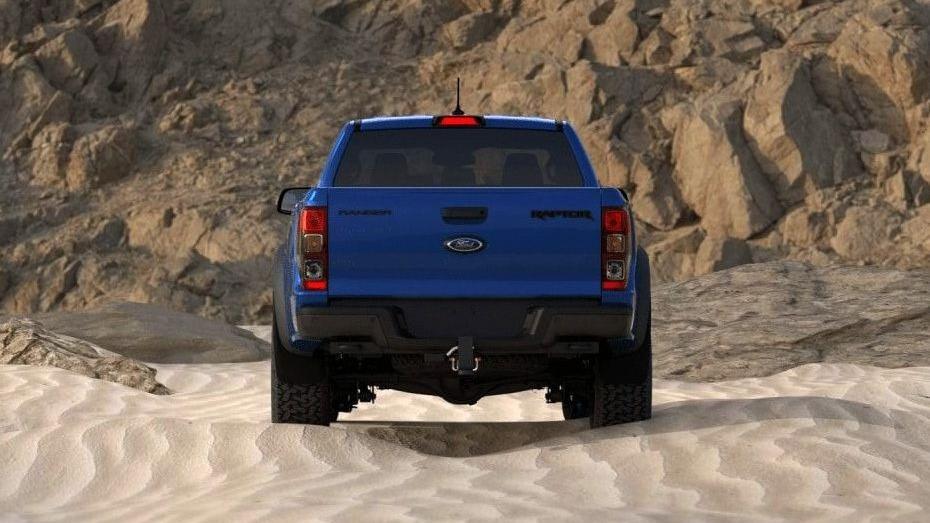 Ford Ranger (2019) Exterior 007