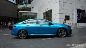 2020 BMW 2 Series 218i Gran Coupe Exterior 013