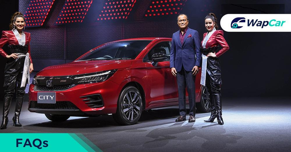 The all-new 2020 Honda City for Malaysia will see a price hike, no turbo engine 01